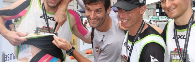 Mark Webber Challenge